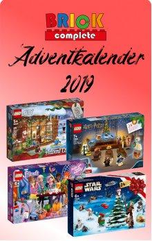 Lego Weihnachtskalender 2019.Lego Adventskalender