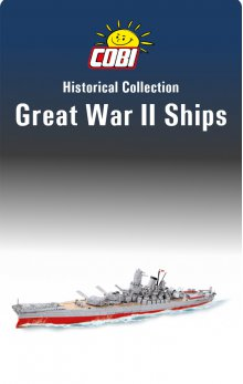 Historical Collection WWII Ships