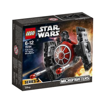 First Order TIE Fighter Microfighter