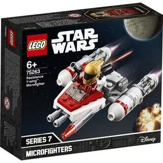 Widerstands Y-Wing Microfighter